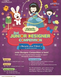 2nd Junior Designer Competition