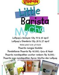 Little Barista MyCha