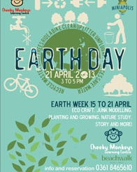 "Miniapolis ""EARTH DAY"""