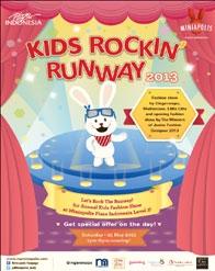 Kids Rockin Runway 2013