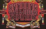Bandung Toys & Hobbies Expo 2013