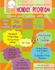 SidKar Bandung Holiday Program