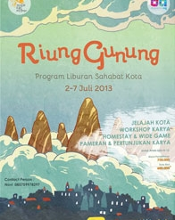 Riung Gunung Sahabat Kota Holiday Program