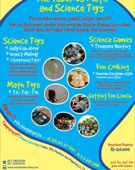 The Faboulus Math and Science Toys Holiday Program