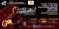 The Enperadorea Moscow Circus