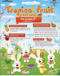 Tropical Fruits Festival