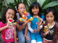 Program Liburan Anak di Tobucil & Klabs Bandung