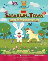 Miniapolis Safari In Town