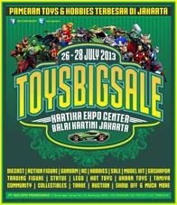 Jakarta Toys Big Sale 2013