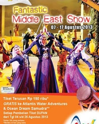 Fantastic Middle East Show