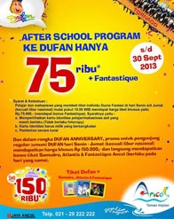 Dufan After School Program