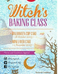 Witch's Baking Class
