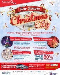 Jakarta The Christmas City