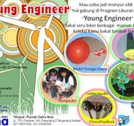 Young Engineering with Rumah Sains ILMA
