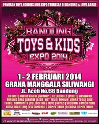 Lomba Menggambar & Mewarnai Bandung Toys & Kids Expo