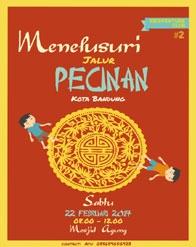 Kidsventure Club: Menelusuri Jalur Pecinan Kota Bandung.