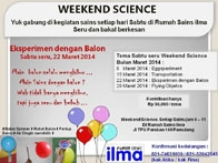 Weekend Science!