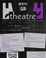 Theatre - The Author Adventure