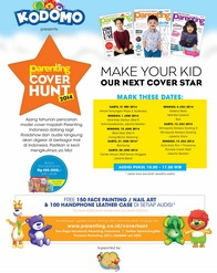 Parenting Cover Hunt 2014 - Make Your Kid Our  Next Cover Star