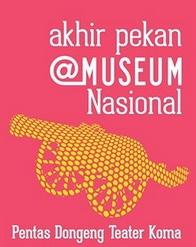 Akhir Pekan di Museum Nasional