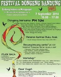 Festival Dongeng Bandung