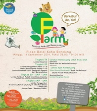 FARM - Festival Anak dan Remaja Mizan