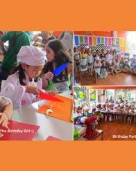 "Pesta Ulang Tahun ""Memasak Bersama"" di Young Chefs® Academy Indonesia"