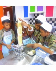 School Fieldtrip ke Young Chefs Academy Indonesia