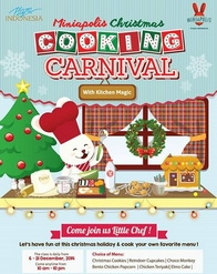 Miniapolis Christmas Cooking Carnival