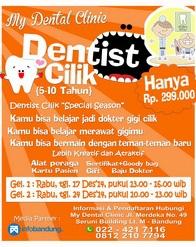 My Dental Clinic - Dentist Cilik