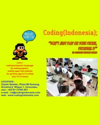Holiday Coding with Coding Indonesia