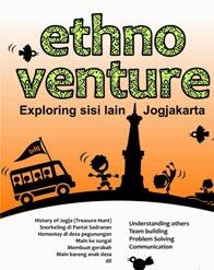 Ethno Venture - Exploring sisi lain Jogjakarta