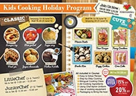 #HolidayProgram: Kids Cooking Holiday Program