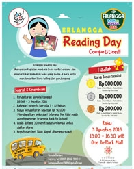 Erlangga Back to School