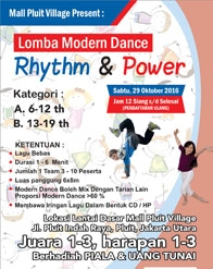 Lomba Modern Dance