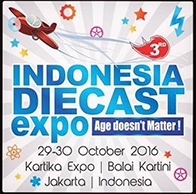 Indonesia Die Cast Expo 2016