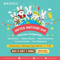 Miniapolis United Nations Day Costume Competition