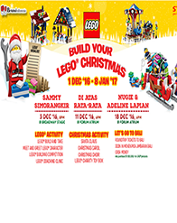 Build Your Lego Christmas