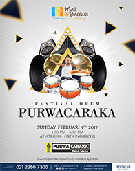 FESTIVAL DRUM PURWACARAKA
