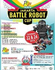 Jakarta Battle Robot Cup