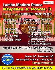 Lomba Modern Dance dan Kids Talent Performance