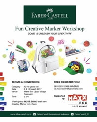 Fun Creative Marker Workshop