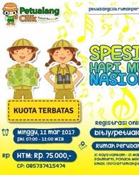 Petualang Cilik edisi Hari Musik Nasional
