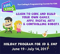 Join Holiday Program with KodeKiddo