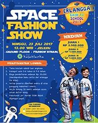 Space Fashion Show