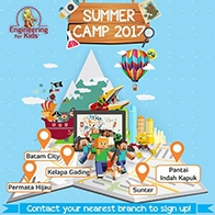 Engineering For Kids Summer Camp 2017