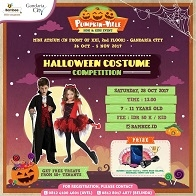 Halloween Costume Competition