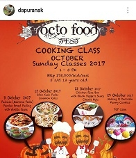 """""""Octo Food Fest"""" with Dapur Anak"""