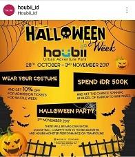 Halloween Week by Houbii