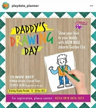 Daddy's Drawing Day